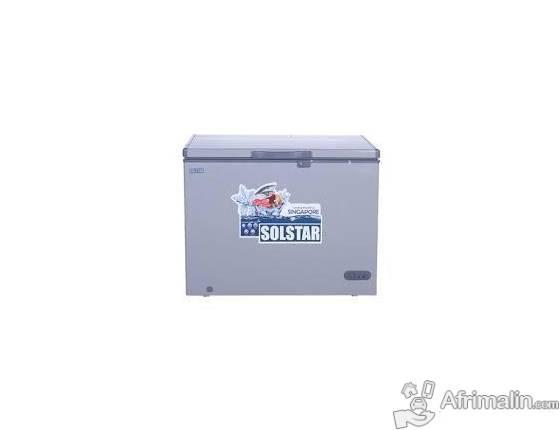 Congélateur Coffre 280L SOLSTAR CF-280 - Gris