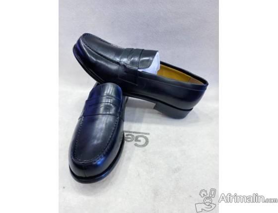 Chaussure : Mocassin