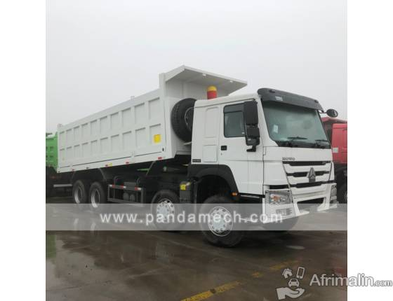 8x4 30cbm benne camion dump truck