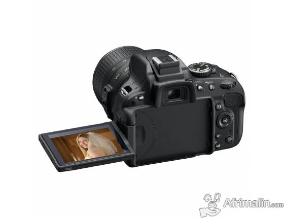 Nikon – D5100 + Obj. 18-55mm