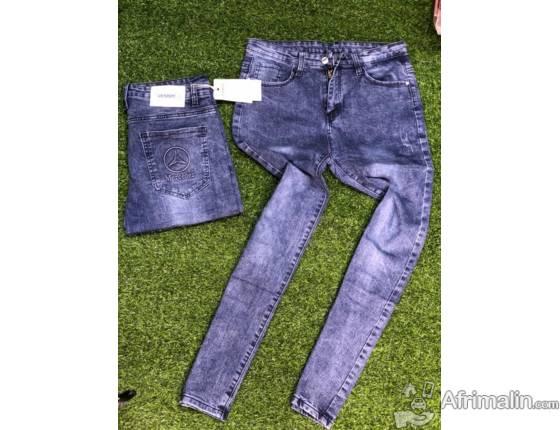 Vêtement : Pantalon jeans