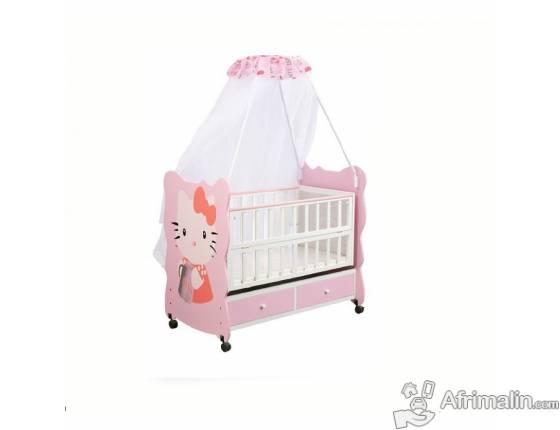 Lit bébé 3018A