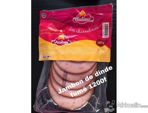 Jambon de dinde