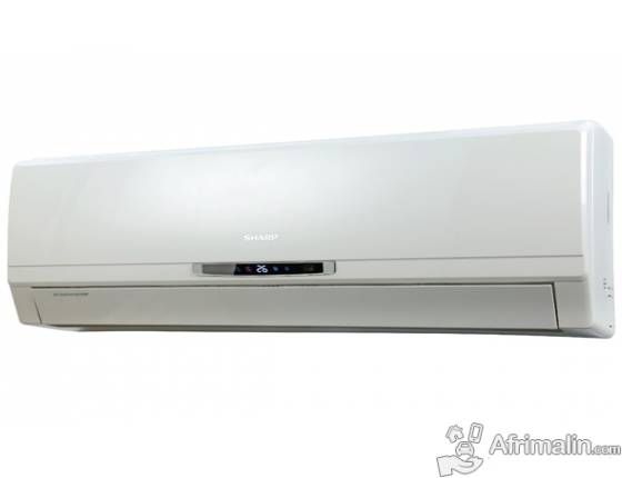 Split 12000BTU - 1.5CV SHARP AH/AU-A12NCV