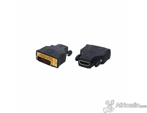 Adaptateur HDMI / DVI