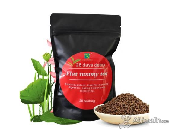 Thé de ventre Plat détox- Flat tummy tea
