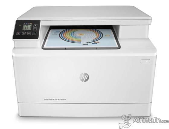 Imprimante multifonctions couleur