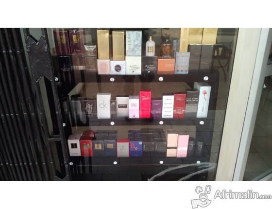 Destockage de parfums de marque authentique