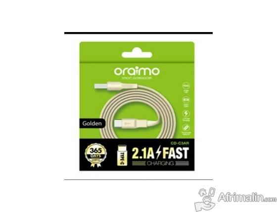 Câble Oraimo CD-C3AR