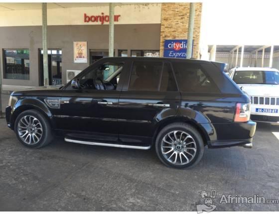 Range Rover A Vendre >> Range Rover Sport A Vendre Dakar Region De Dakar Senegal