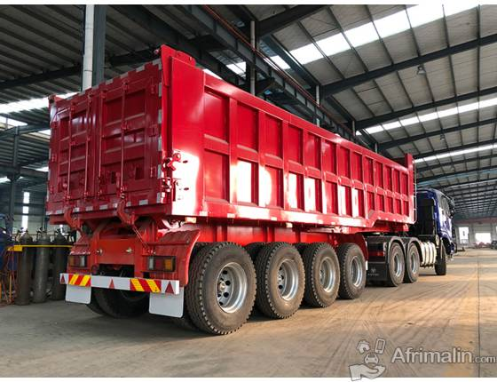 6x4 10 roues 336HP 371HP camion à benne basculante d'extrémité à vendre