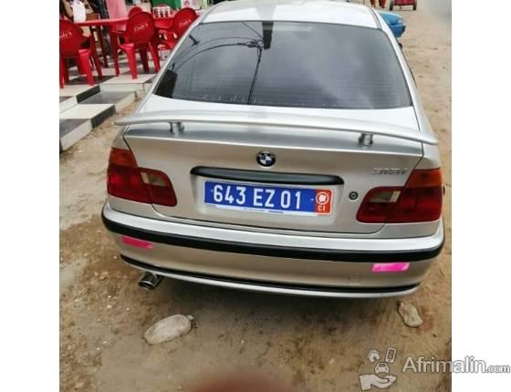 BMW e46 serie318i .
