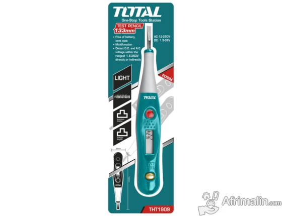 Test Pencil Digital -Total -Crayon Testeur