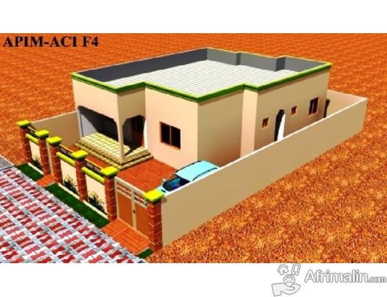 AICG PROMO 1 CONSTRUCTION VILLA F4 À DIALLAKOROBOUGOU BAMAKO