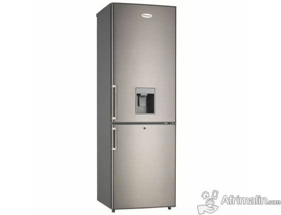 Refrigérateur Combiné 320L BINATONE FR-360 - Gris
