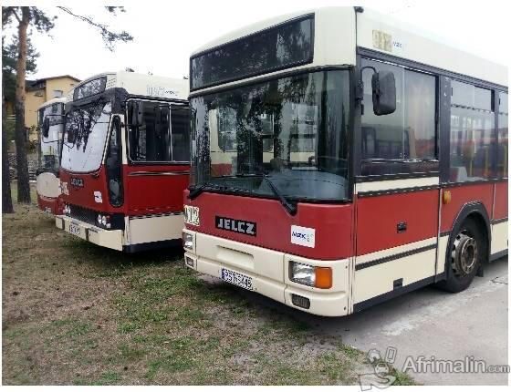 bus inter cité