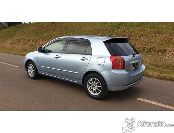 2007 Toyota Corolla Runx(Allex) Full Option à vendre