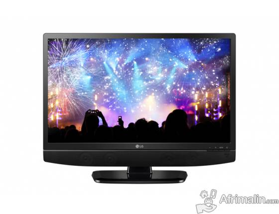 "TV LED ou Moniteur PC 24"" LG 24MT48"