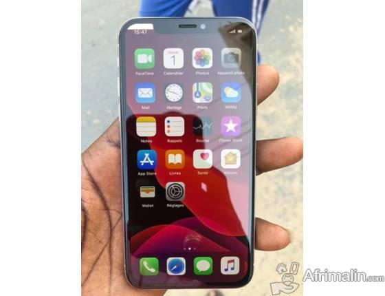 Iphone X 256go