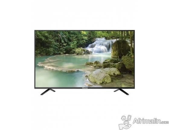 """HISENSE TV LED 48"""" 48K220 PU Numérique - Noir"""