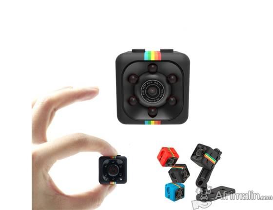 Mini Camera Espion Portable Full HD 1080P sans Fil