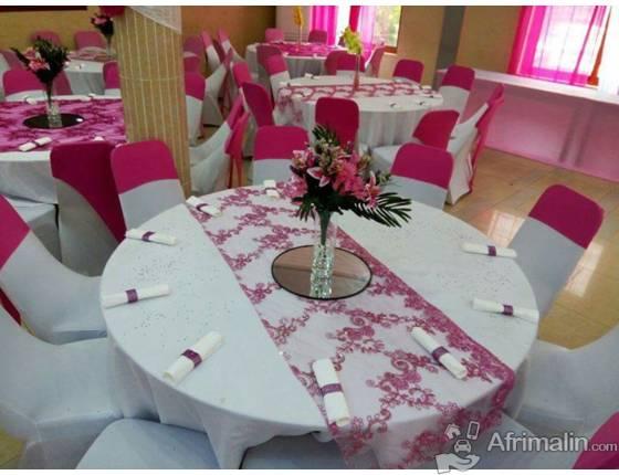 D coration v nementielle cotonou r gion du littoral for Decoration evenementielle