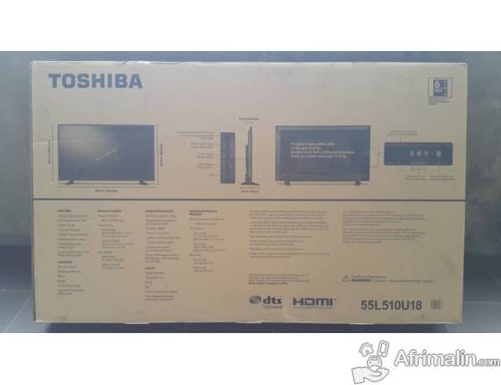 TELEVISEURS LED ULTRA SLIM 55 POUCES