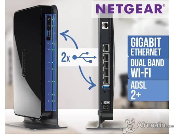 Vends des routeurs et modem wifi et switch