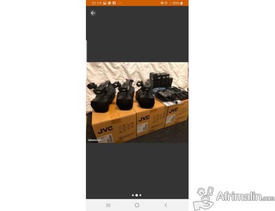 cameras JVC 3