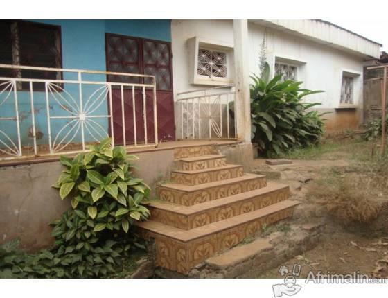 maison vendre yaound yaound r gion du centre. Black Bedroom Furniture Sets. Home Design Ideas