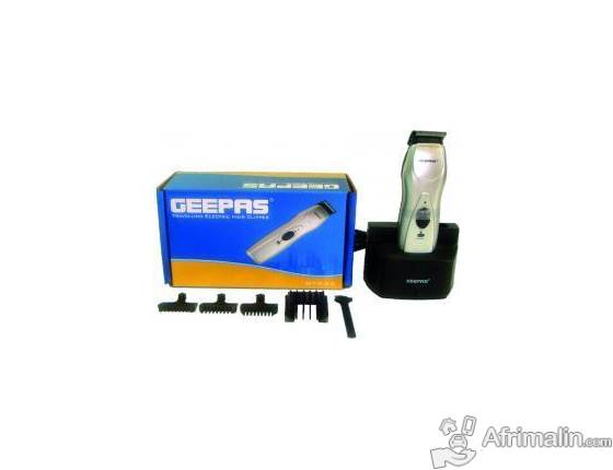 Tondeuse rechargeable GEEPAS GTR34-VD