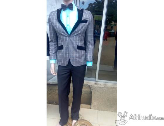 Vente de costume homme a abidjan