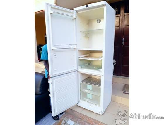 frigo combiné LIEHBEER 3 tiroirs