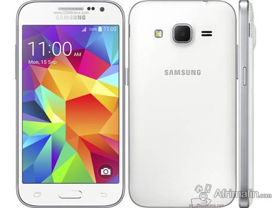 "SAMSUNG Core Prime G361 Blanc - 4.5"" - Nano SIM - 8Go - RAM 1Go - 5MP"