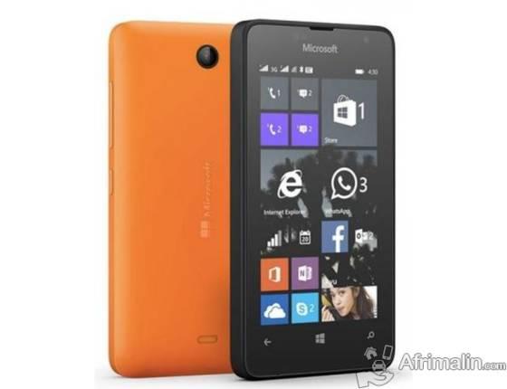 Micrisoft Lumia 430 Dual Sim