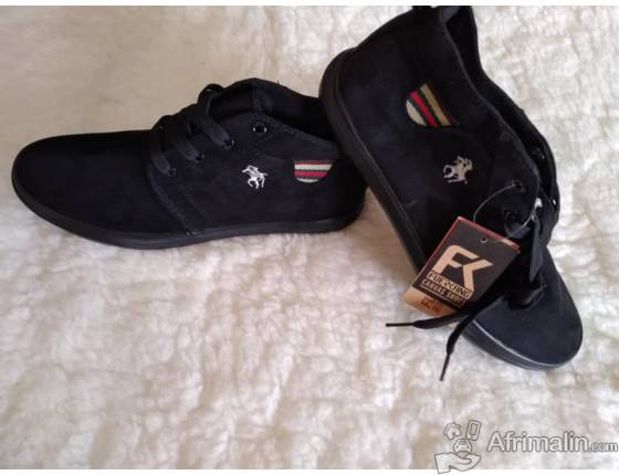 Chaussure montante Ralph Lauren