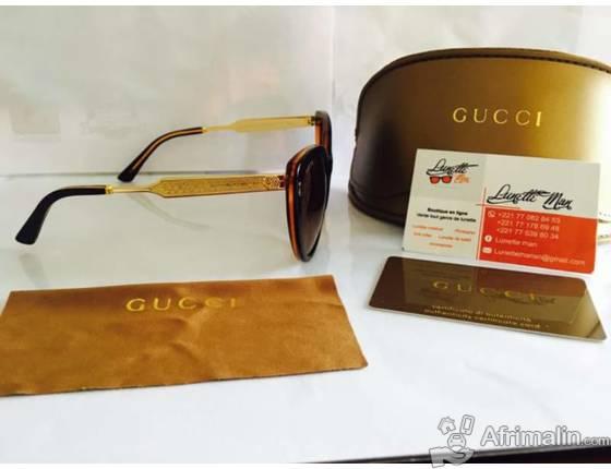 Lunette de soleil Gucci disponible