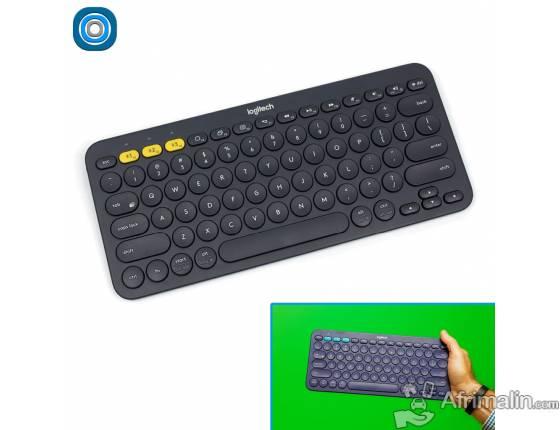 Clavier Bluetooth Logitech K380