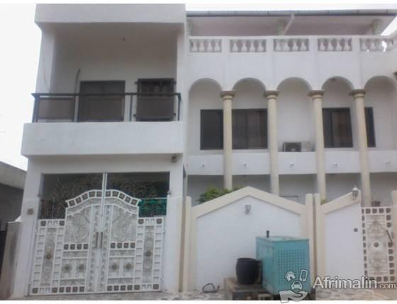 Villa De 1 Etage Cotonou Region Du Littoral Benin Maisons