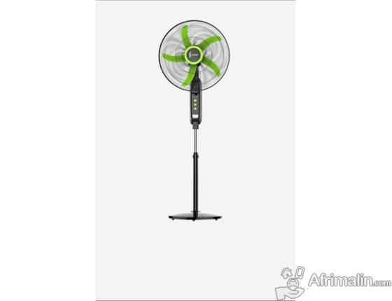 Ventilateur syinix 18R - 504 avec Télécommande Rechargeable