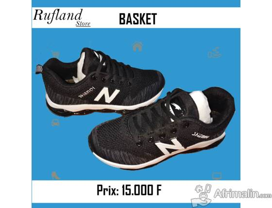 Jolis baskets pour vos sorties