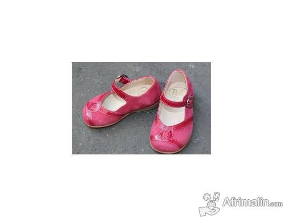 Jolies chaussures pour les tous ptis