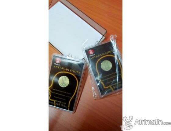 Puce GSM Anti-Radiation adaptée à tout téléphone portable