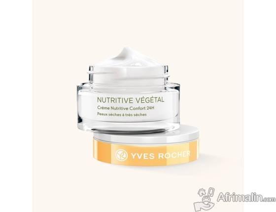 YVES ROCHER Crème Nutritive Confort 24H
