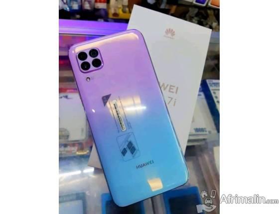 Téléphone portable: Huawei nova 7i 2020