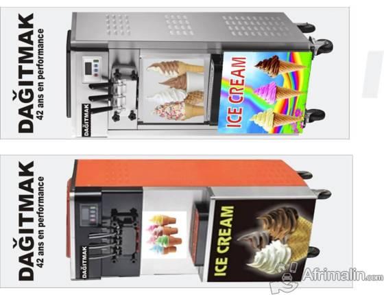 Machine à crème DAGITMAK