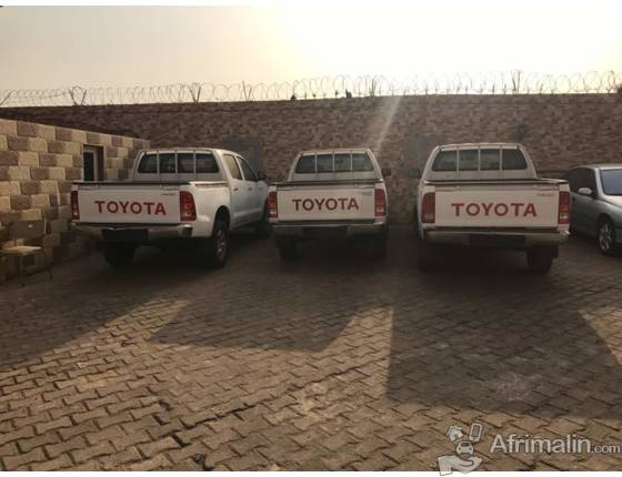 Toyota Hilux climatisée