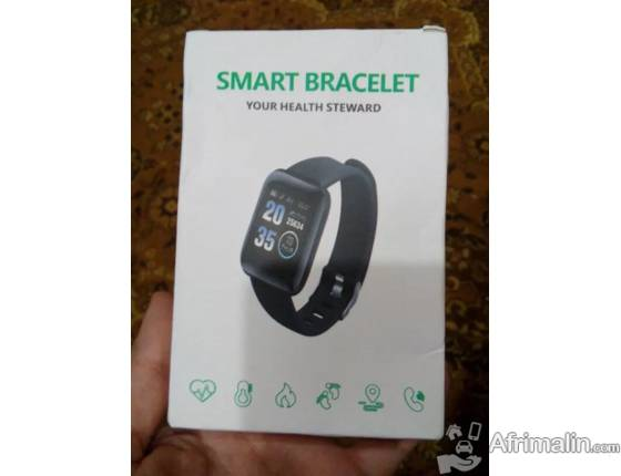 SMART BRACELET CONNECTÉE