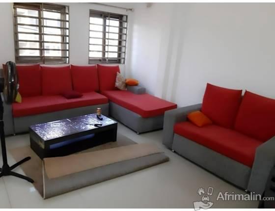 Un appartement de 3 chambres salon à louer à Ouaga 2000