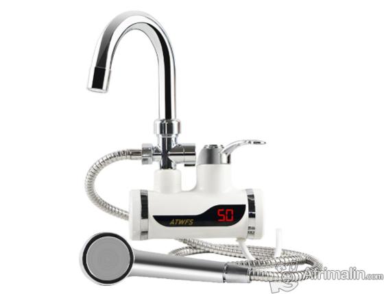 Robinet chauffe-eau instantané douche/Cuisine